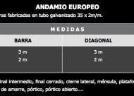 Europeo 3 Datos