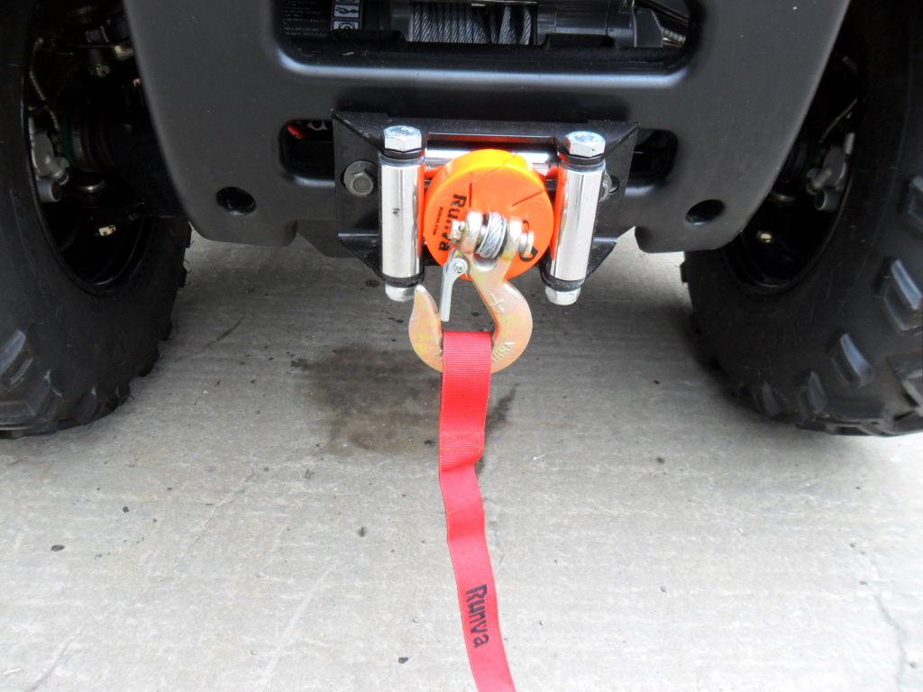 ATV-wincher