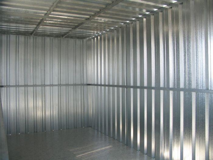 Vulcano casetas for Casetas de metal