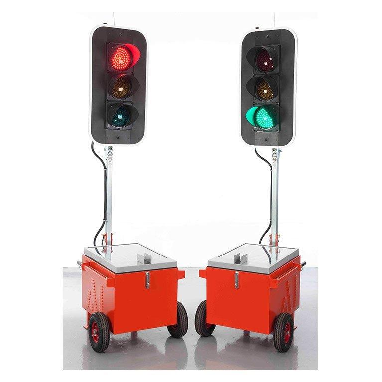 semaforo portatil