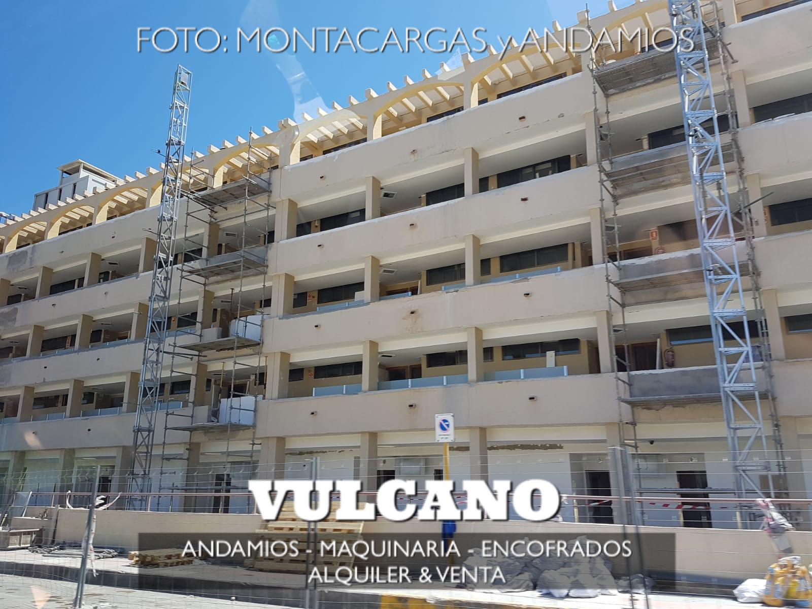 Montacargas Las Palmas